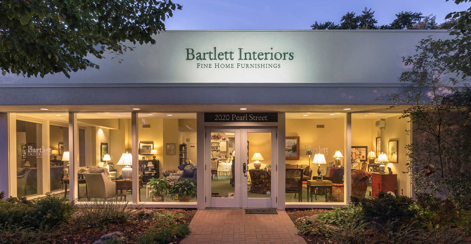 Boulder furniture store bartlett interiors for Furniture mall